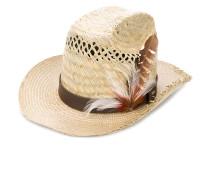 Hut mit Federn