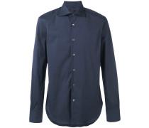Hemd mit Knopfleiste - men - Baumwolle - 52