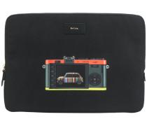 Laptoptasche mit 'Leica Mini'-Print