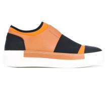 Slip-On-Sneakers mit dicker Sohle - women