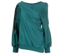 Sweatshirt mit Cold-Shoulder
