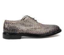 Texturierte Derby-Schuhe - men - Kalbsleder - 9