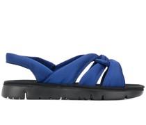 Gepolsterte 'Oruga' Sandalen