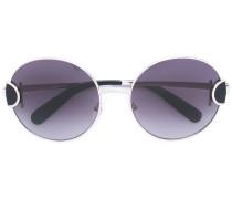 Runde Sonnenbrille - women - Metall