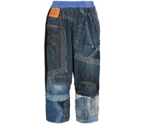 Alain Cropped-Jeans