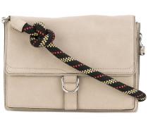 Cliffside crossbody bag - women - Leder
