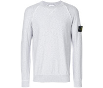 Sweatshirt mit Logo-Patch