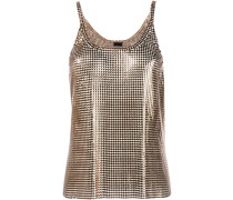 Chain-Mail Tank Top