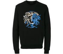"""Sweatshirt mit """"Medusa""""-Print"""