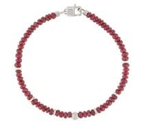 Phodium & Rubies Perlenarmband