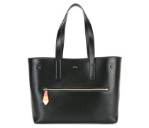 double strap large tote