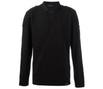 'Shoreham' Poloshirt ohne Kragen