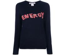 """Pullover mit """"Energy""""-Schriftzug"""