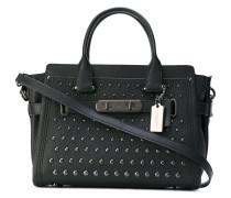 Handtasche mit Nieten - women - Leder/metal