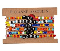 'The Best Is Yet To Come' Armbänder