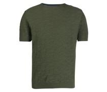 Schmales Strick-T-Shirt