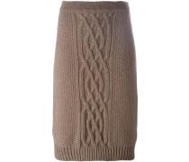 Strickrock aus Wolle - women - Kaschmir/Wolle