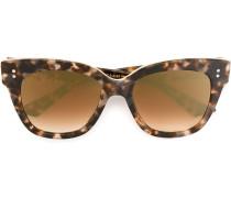14kt vergoldete 'Daytripper' Sonnenbrille