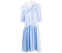 Hemdkleid mit Schleifendetail