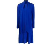 'Allison' Kleid mit Schleifenkragen