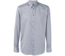 Zweifarbiges Hemd - men - Baumwolle - 44