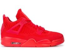 'Air  4 Retro Flyknit' Sneakers