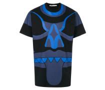 'Totem' T-Shirt mit Print