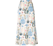 Love Potion midi skirt