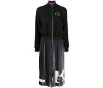 'Rue St-Guillaume' Kleid mit Falten