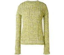 Gerippter Pullover - women - Baumwolle - S