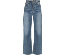 Tuff Tony Wide-Leg-Jeans