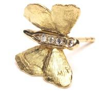 'Butterfly' single earrings