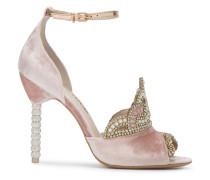 'Royalty' Sandalen mit Kristallverzierungen