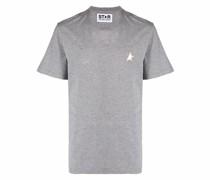 T-Shirt mit Stern-Print
