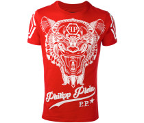 'Tiger' T-Shirt - men - Baumwolle - XXL