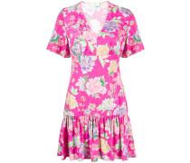 Leonn floral print mini dress