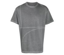A-COLD-WALL* Zweifarbiges T-Shirt