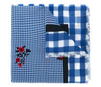 Pop Bouquet print scarf