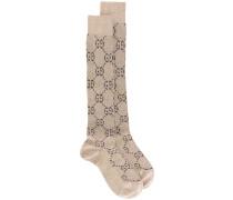 interlocking G socks