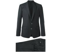 Zweiteiliger Anzug - men - Seide/Acetat/Bemberg