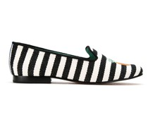 'Abacaxi' Loafer aus Leder