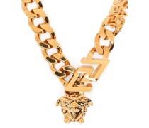 Medusa Head chain necklace