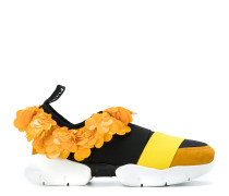 Slip-on-Sneakers mit Pailletten