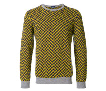 weave patterned jumper