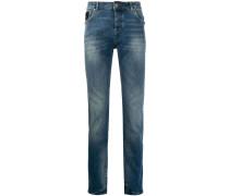 'Amsack' Distressed-Jeans
