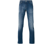 Skinny-Jeans mit hochgeklapptem Saum - men
