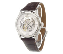 'Artelier Skeleton' analog watch