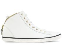 Sunzip hi-top sneakers