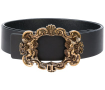 ornate buckle belt