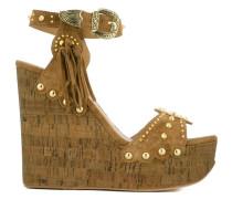 'Bliss' Sandalen mit Nieten